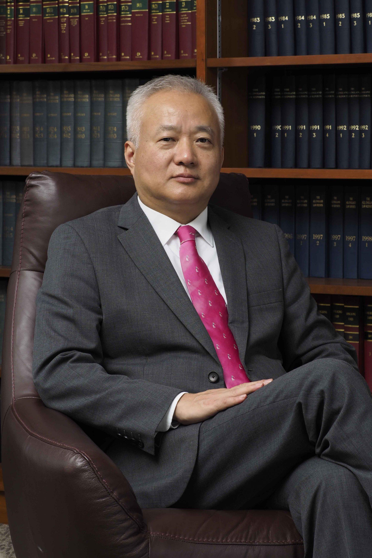 Dean Fu Hualing